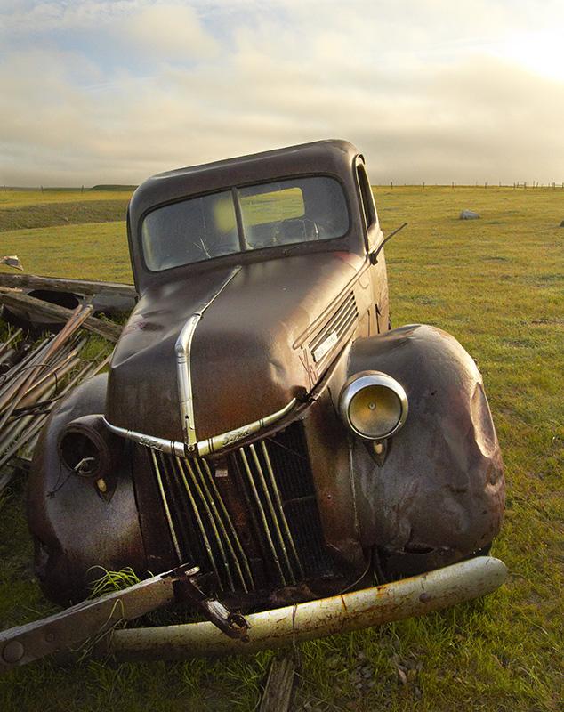 1940 Ford 1 Ton V8 - Retired